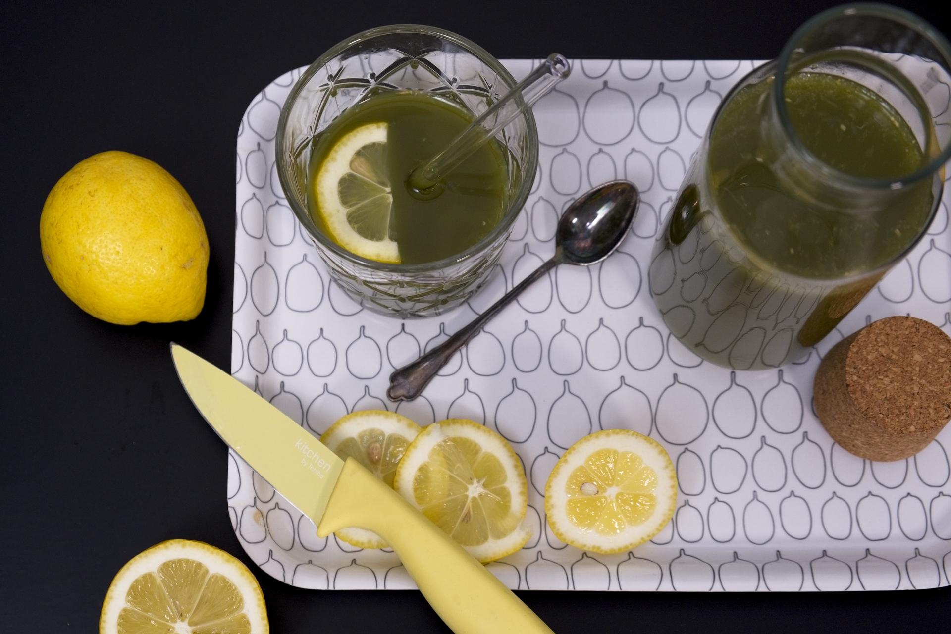 Matcha Limonade Cover